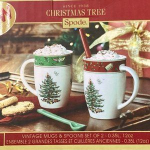 Spode Christmas Tree Collection